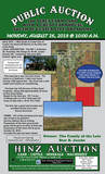 160 ACRES FARM & HOME -  SOUTH OF CUSTER CITY