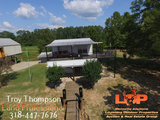 Red River Waterfront Lot and Camp