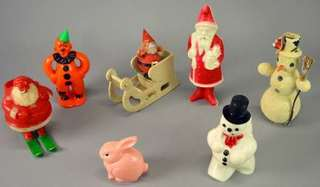 Vintage Holiday Characters