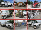 Complete Construction Company Business Liquidation Retirement Absolute Auction