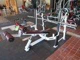 Secured Creditors: Gym Equipment