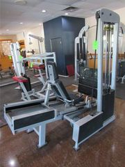 Raw Strength Fitness Equipment
