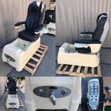 Pedicure Spa Chairs - Timed Online Auction