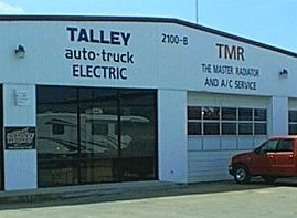 Alternator, Starter, Radiator Inventory & Repair Equipment