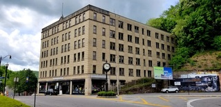 The Bailey Building in Bluefield WV