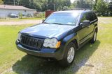 2009 Jeep Grand Cherokee SUV Auction Ending 8/28