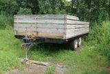16' Deck Over Trailer Auction Ending 8/28