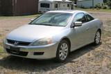 2006 Honda Accord Auction Ending 8/28