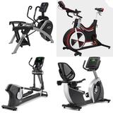 Court Ordered NEW Cybex, Freemotion and Wattbike Timed Online Bankruptcy Auction