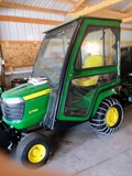 Excellent JD Tractor & Equipment - Friday Morning, Sept. 20th @ 10 A.M.