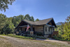 2 or 3 Br Craftsman Style with Breathtaking Mountain Views, 11 Acres of Privacy, Plus Barn with Apartment