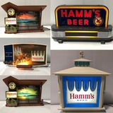 Vintage Hamm's Beer Memorabilia & Advertising Live Auction