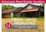 ARKANSAS BANK OWNED REAL ESTATE AUCTION
