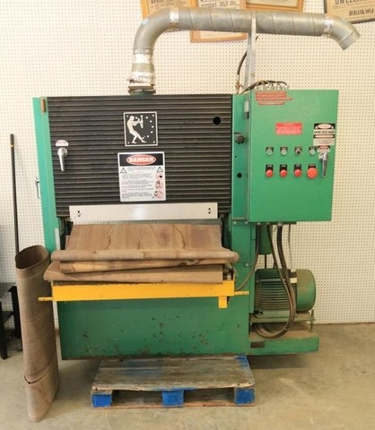 Commercial Woodworking Equipment Auction Ending 9/11