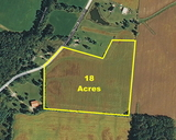 18 Acres - Caesarcreek Twp, Southern Greene County