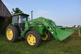 Farm Machinery Auction: Tuesday Morning, Oct. 15th @ 11 A.M.