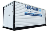 1-800-Pack-Rat Online Only Storage Container Auction