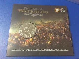 Online Only Tom Standers Coin Auction
