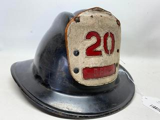 Online Only Auction Of Firefighting & Train Memorabilia
