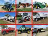 Super Clean Retirement Farm & Construction Equipment Absolute Auction