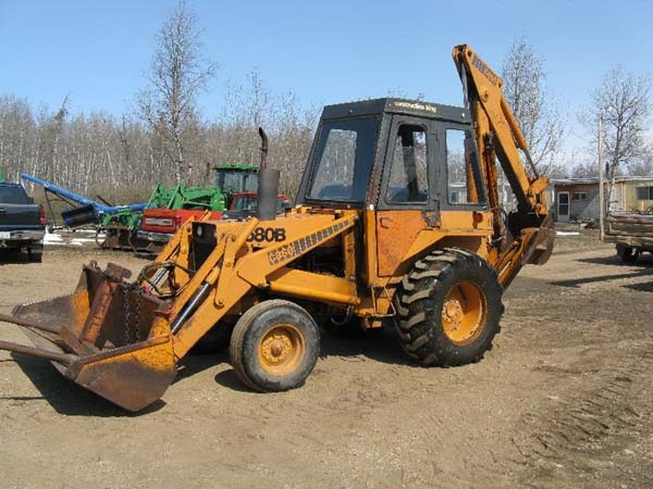 Used Case Backhoe Parts : Case b backhoe car interior design
