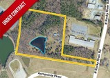 Real Estate Auction: 19.4± AC Executive Retreat with Industrial Zoning
