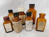 October Antique Pharmaceuticals & Holiday Collectibles OA