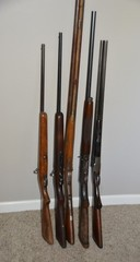 Several nice firearms