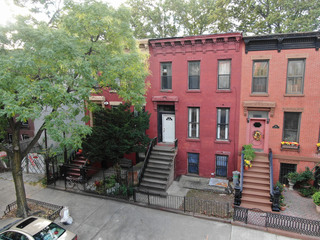 TWO-FAMILY BROWNSTONE