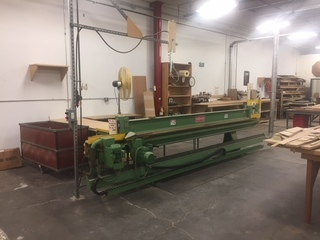 Wood Furniture Manufacturing Plant