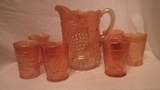 (2) DAY HUDSON ESTATE AUCTION CARNIVAL GLASS COLLECTION