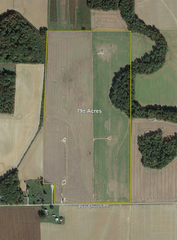 120 AC POSEY COUNTY LAND AUCTION