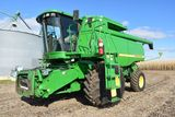 CLEAN JOHN DEERE FARM RETIREMENT FOR WAYNE & CATHY HAUG