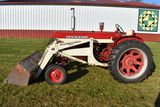 FARMALL & MCCORMICK COLLECTOR TRACTOR AUCTION FOR CONRAD & LOIS FISKNESS