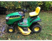 Online Only Auction Of Tools, JD Mower, & Household Items