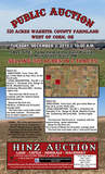 320 ACRES WASHITA CO. FARMLAND - WEST OF CORN, OK