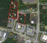 Bank Owned 5 Development Parcels Totaling 3 Acres in Irmo, SC