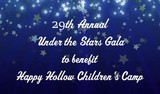 2020 Under The Stars Gala Charity Fundraiser
