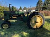 Estate Auction of Antiques, Tractors, Coins & Jewelry