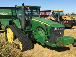 JD 8430T belted crawler
