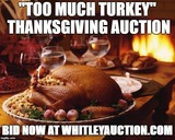 Annual Thanksgiving Night Madness Auction
