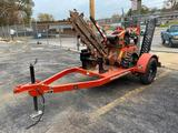 Ditch Witch RT20 & S2B Trailer Bank Ordered Timed Auction