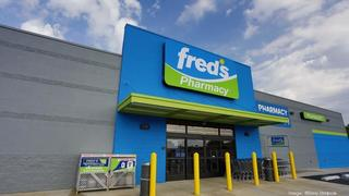Fred's Store Fixtures and Refrigeration For Sale at Auction