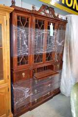 Chippendale Secretary Bookcase