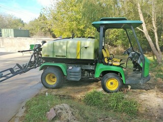 John Deere HD300 Spray Rig