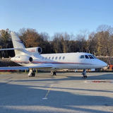 1991 Dassault Aviation Mystere-Falcon 50 (Aircraft)