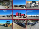 COMPLETE HEAVY INDUSTRIAL CONSTRUCTION & METAL WORKING COMPANY BUSINESS LIQUIDATION ABSOLUTE AUCTION