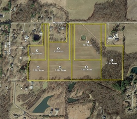 ABSOLUTE AUCTION 106.5 +/- ACRES