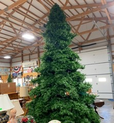 15FT COMMERCIAL CHRISTMAS TREE