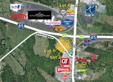 Multi-Property Auction: 3 Commercial Development Sites & Restaurant Opportunity